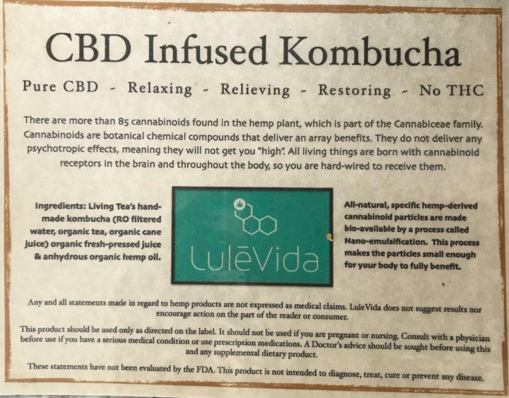 What is CBD Kombucha? – ILONABARNHART