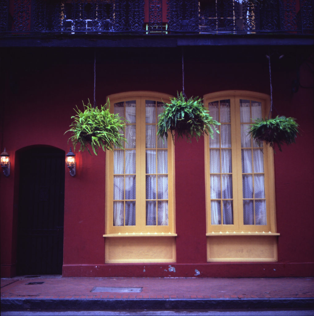 New Orleans Barnhart Film Photography French Quarter