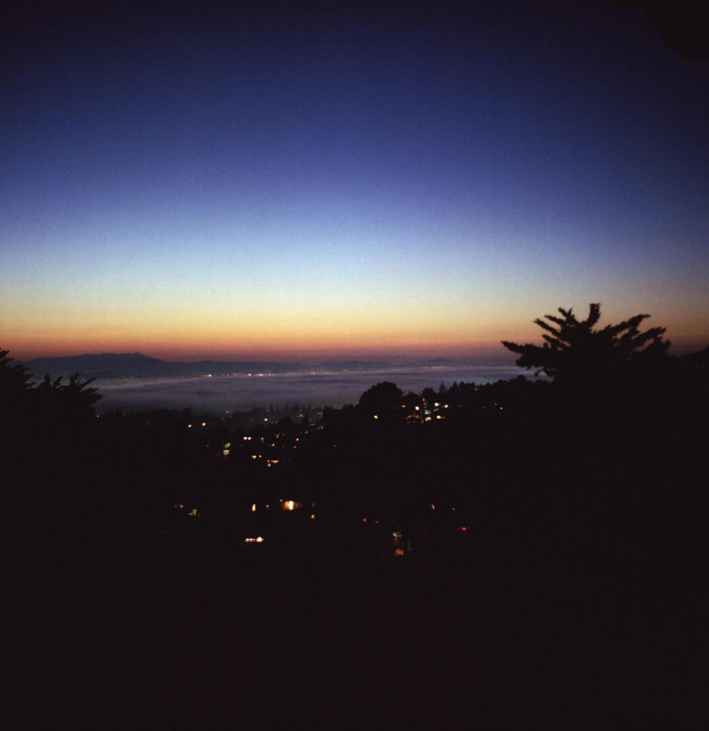 Barnhart Photography night shot on film