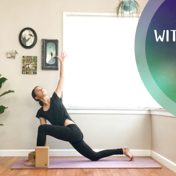 Yoga with Blocks for Beginners