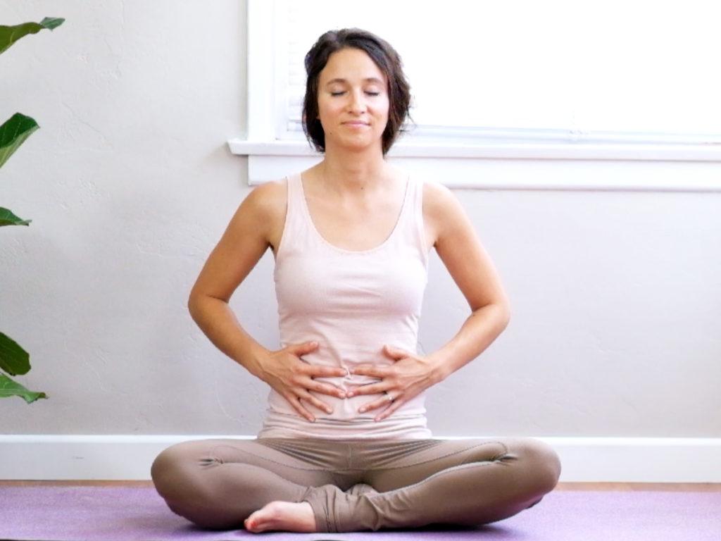 Yoga With Ilona Three Dimensional Breath