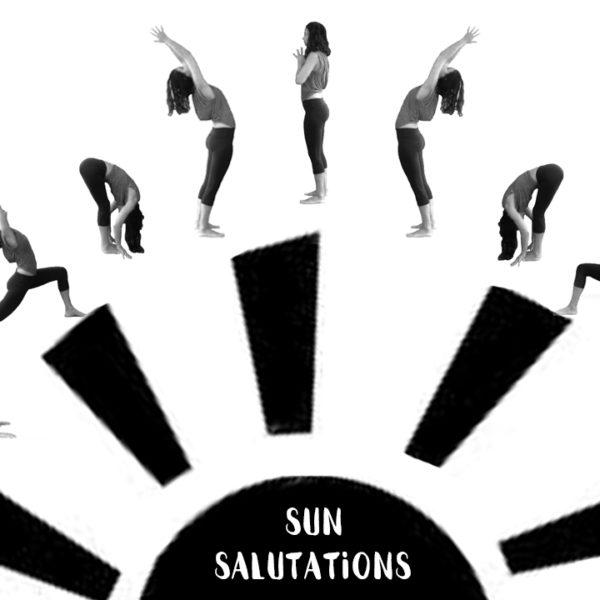 Sun Salutations | Surya Namaskar