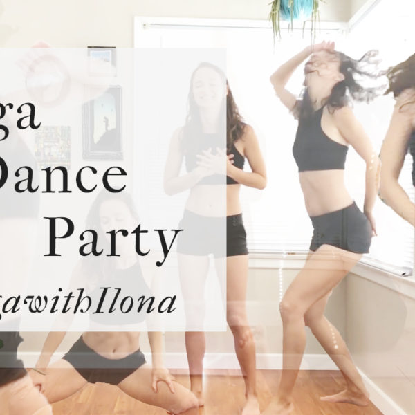 Yoga Dance Party || Featuring Sofi Tukker - Drinkee || Yoga With Ilona