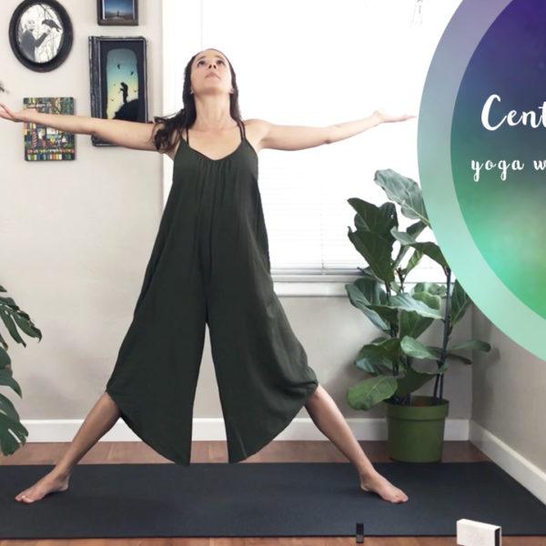 doTERRA Align Centering Blend || Yoga Flow