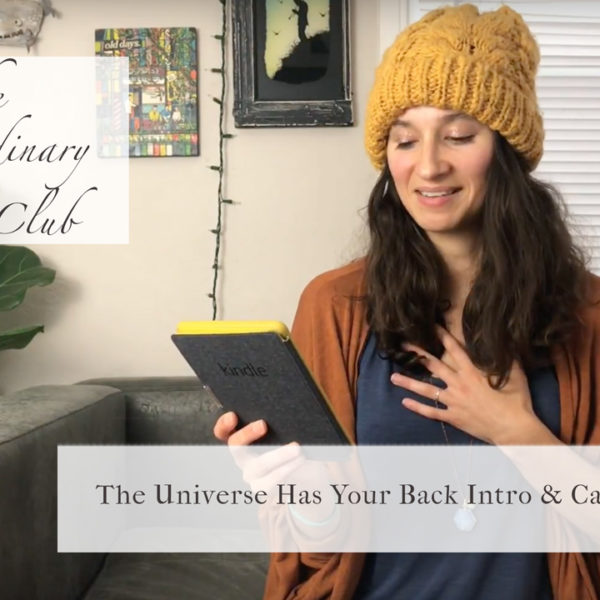 The Universe Has Your Back: Transform Fear Into Faith By Gabrielle Bernstein