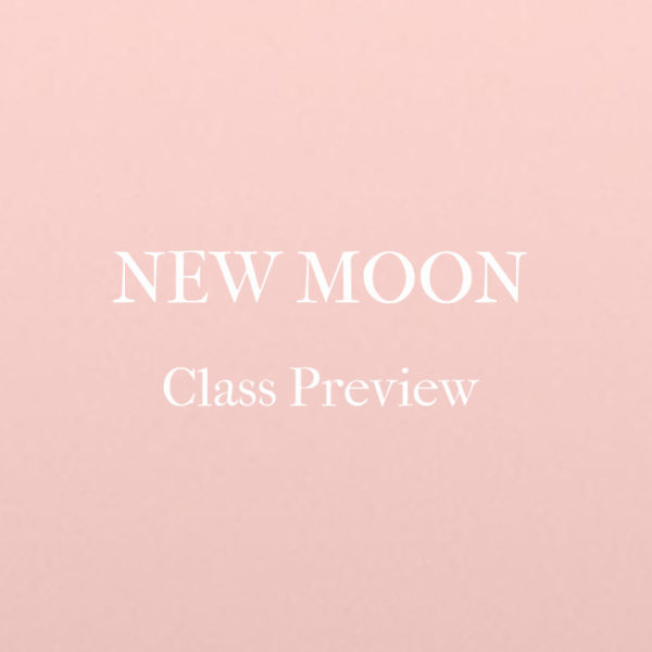 Moon Yoga Class Preview