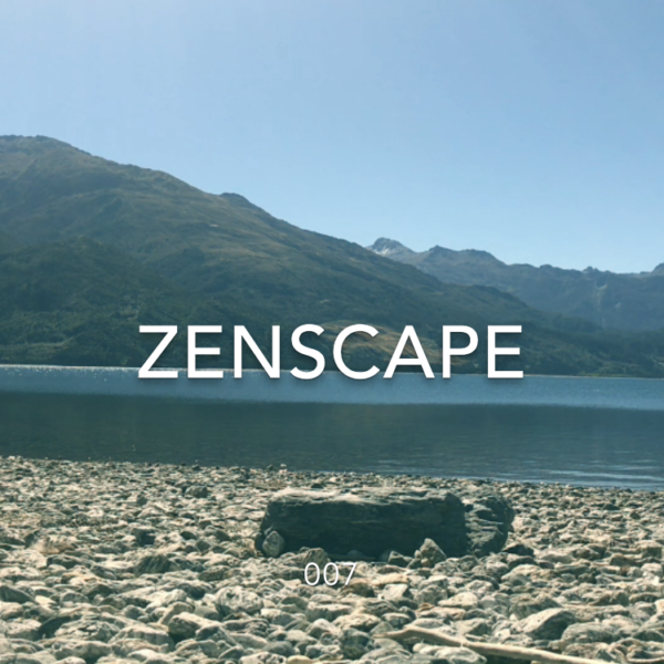 Zenscape 007 || Lake Wanaka New Zealand