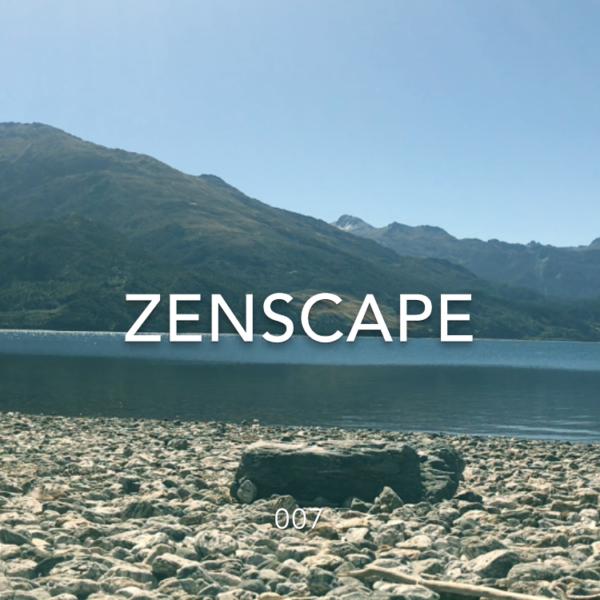Zenscape 007 || Lake Wanaka New Zealand