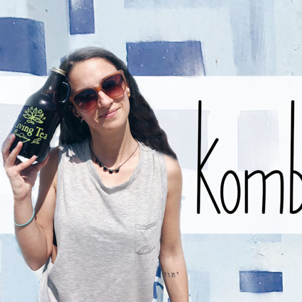 What is CBD Kombucha?