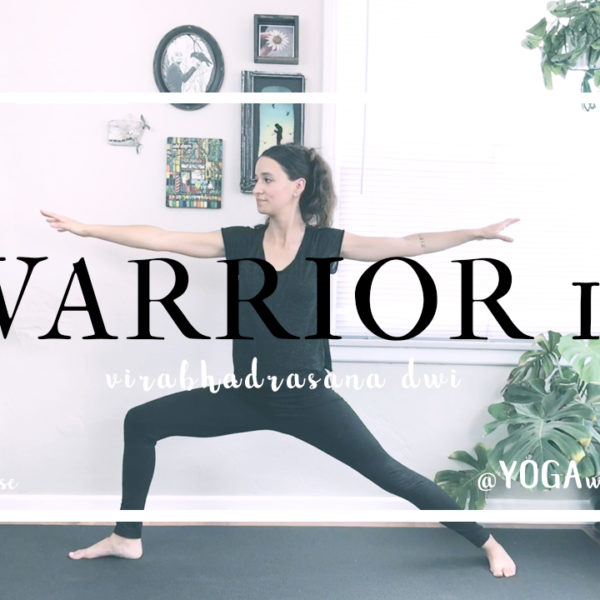 Warrior II || Virabhadrasana DWI