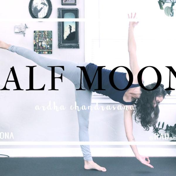 Half Moon || ARDHA CHANDRASANA