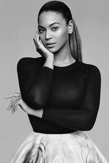 Beyonce black and white famous human design Generator