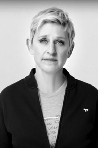 Ellen DeGeneres black and white famous human design Generator