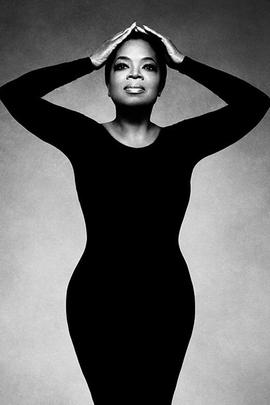 Oprah black and white famous human design Generator