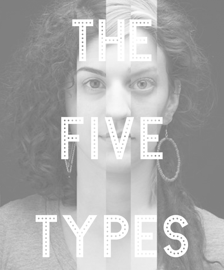 The Five Types of human Design Ilona Barnhart with Rad and Blissful