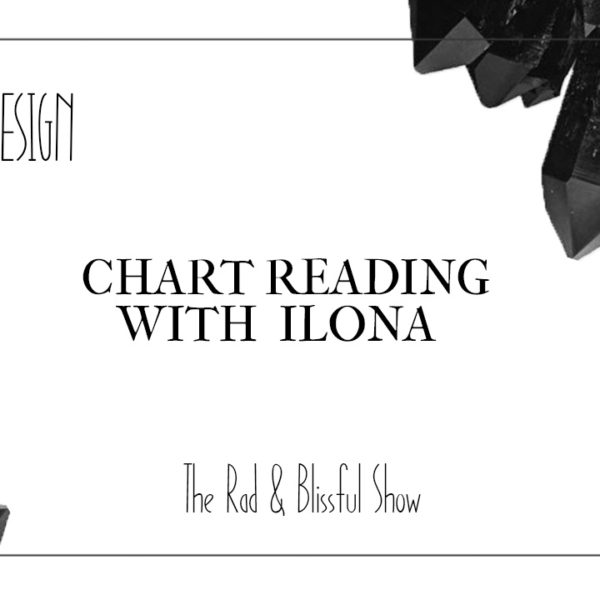 Human Design Chart Reading With Ilona